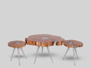 Cast Aluminum Furniture at Aglow Exports Inc.