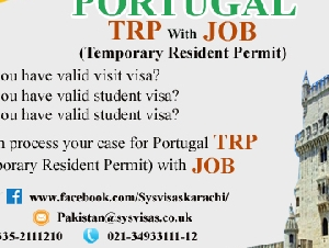 Portugal TRP With Job